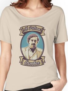 pablo escobar Women's Relaxed Fit T-Shirt