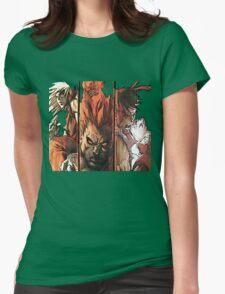 Ken-Akuma-Ryu Womens Fitted T-Shirt