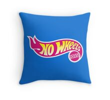 No Wheels: Hoverboard Throw Pillow