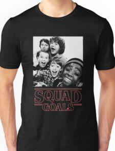 Stranger Things Squad Goals Unisex T-Shirt