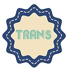 Sticker: Transexual by siutaam