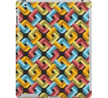 Impossible Square Pattern iPad Case/Skin