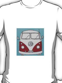 VW Camper Van  T-Shirt
