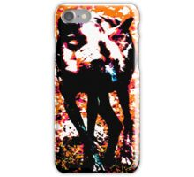 Painted Dog iPhone Case/Skin