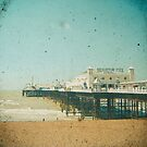 Brighton Pier by Cassia