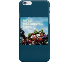 ROYAL MELBOURNE SHOW iPhone Case/Skin