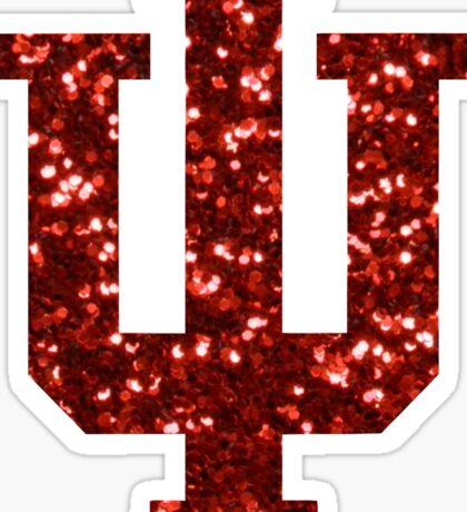 Glitter Indiana  Sticker