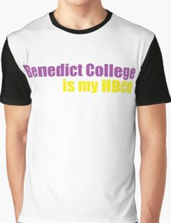 BC is my HBCU Graphic T-Shirt
