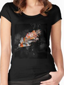 Finite Nature of Life Women's Fitted Scoop T-Shirt