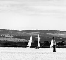 Milang to Goolwa freshwater Classic 2016 by Rob Beckett
