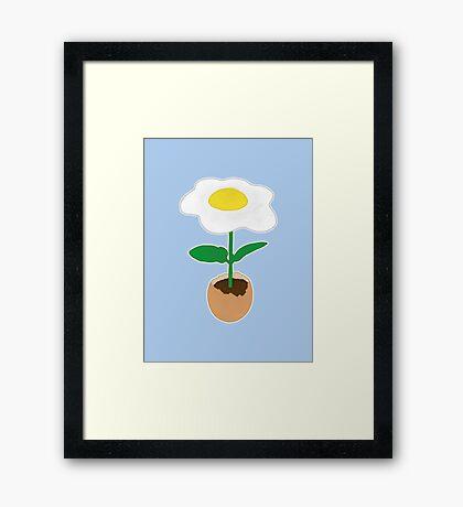 Egg Plant Framed Print