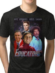 The Educators Tri-blend T-Shirt
