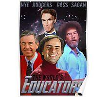 The Educators Poster