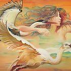 Dancing with Birds by Anna Ewa Miarczynska