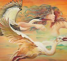 """""""Dancing with Birds"""" by Anna Miarczynska"""