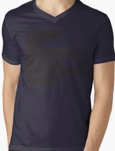 endora Mens V-Neck T-Shirt