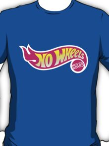 No Wheels: Hoverboard T-Shirt