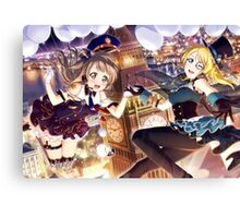 Job Ver. 2 Eli Ayase (Idolized) Canvas Print