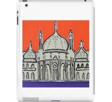 Pavllion Illustrated iPad Case/Skin