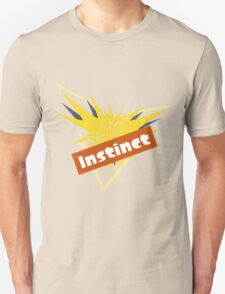 Pokemon GO Splatfest Team Instinct Unisex T-Shirt