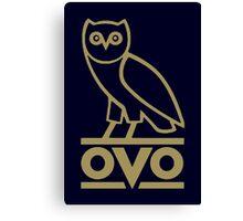 OVO Canvas Print