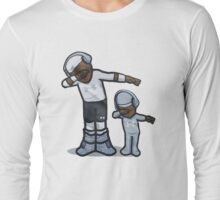 Cam Newton DAB son Long Sleeve T-Shirt