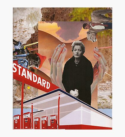 Standard Photographic Print