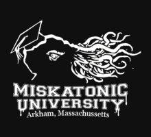 Miskatonic University by Holdfabor