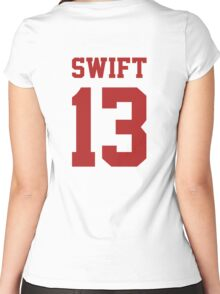 Swift 13 Women's Fitted Scoop T-Shirt