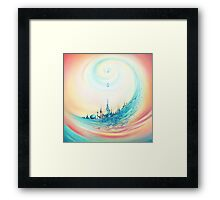 The Endless Cycle Framed Print