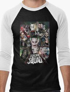 Suicide Squad  Men's Baseball ¾ T-Shirt