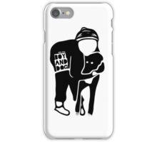 boy&dogART Logo iPhone Case/Skin