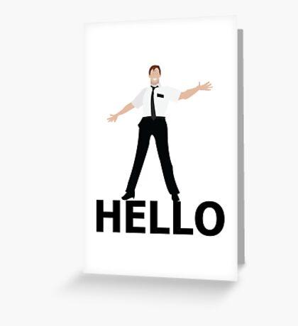 Hello- Book Of Mormon Greeting Card