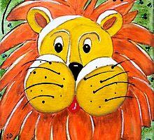 Mr Lion by Tami Dalton