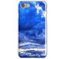 Clouds surreal #1 iPhone Case/Skin