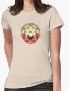Kevin J Cooper Artwork - Official Logo Womens Fitted T-Shirt