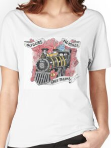 The Conductor Women's Relaxed Fit T-Shirt