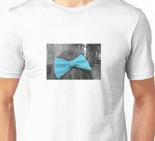 The Blue Bow Unisex T-Shirt