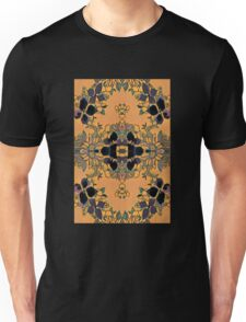Dark Cherry Blossoms Unisex T-Shirt