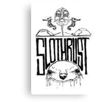 Slothrust  Canvas Print