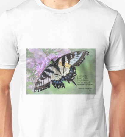 The Beauty of Life Unisex T-Shirt