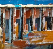 Hellenic Boats 06 by Andreas Theologitis