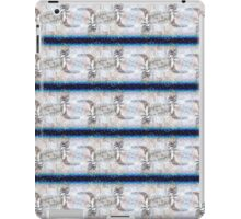 dragonfly among the stars pattern iPad Case/Skin