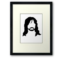 Kili's Beard Framed Print