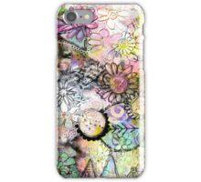 Whimsical Garden iPhone Case/Skin