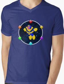 Infinite Speed Mens V-Neck T-Shirt
