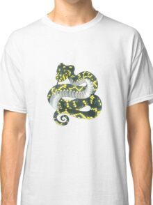 Broad-headed Snake Classic T-Shirt