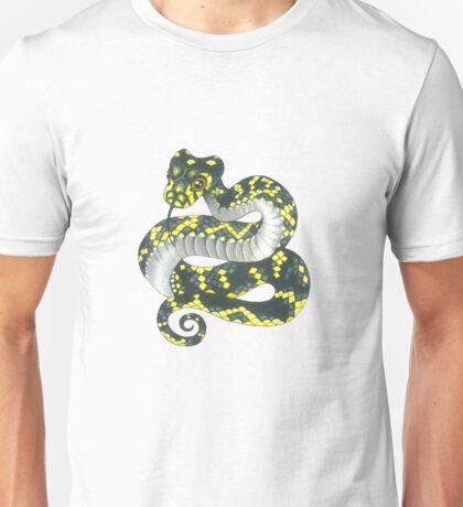 Broad-headed Snake Unisex T-Shirt