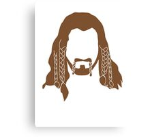 Fili's Beard Canvas Print