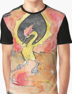 Moltres Graphic T-Shirt
